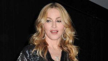 Madonnan miehekkyys ärsyttää.