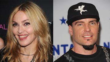 Vanilla Ice kehuu Madonnaa hyväksi rakastajaksi.