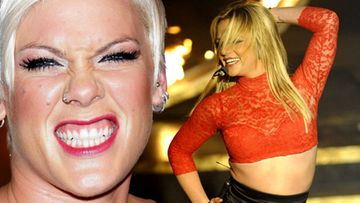 Pink ja Britney Spears / Wireimage/All Over Press