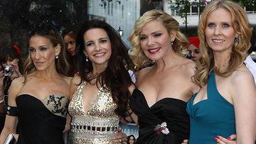 Nähdäänkö nämä naiset vielä yhdessä valkokankaalla?