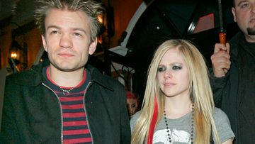 Lavigne ehti olla naimisissa Whibleyn kanssa  neljä vuotta.