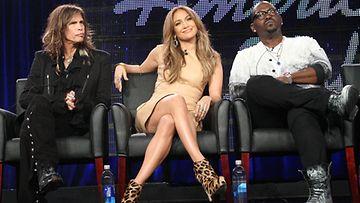 Uudet American Idol -tuomarit ovat Steven Tyler, Jennifer Lopez ja vanha, tuttu Randy Jackson.
