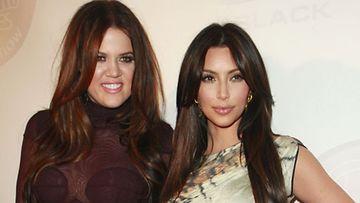Khloe ja Kim Kardashian