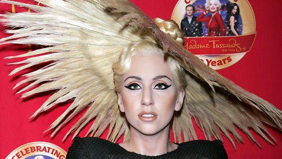 Gaga on Gaga vain lavalla!