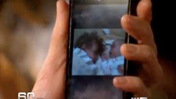 Kidman esitteli tyttäriään 60 Minuuttia -ohjelmassa.