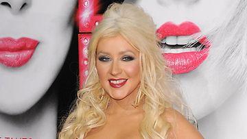 Christina Aguilera, 2010.