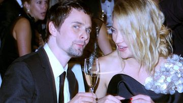 Bellamy ja Hudson ovat seurustelleet yhdeksän kuukautta.