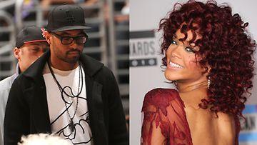 Ero! Rihanna ja Matt Kemp lähtivät eri teille.