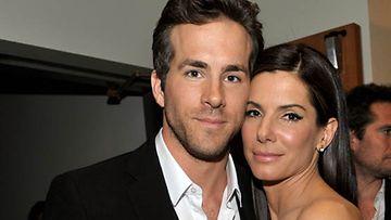 Ryan ja Sandra ovat olleet ystäviä jo pitkään, mutta ovatko he nyt muutakin?
