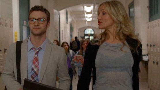 Ex-pariskunta näyttelee uudessa elokuvassa yhdessä.