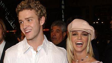 Britney ja Justin olivat Hollywoodin unelmapari.