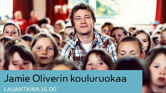 Jamie Oliverin kouluruokaa