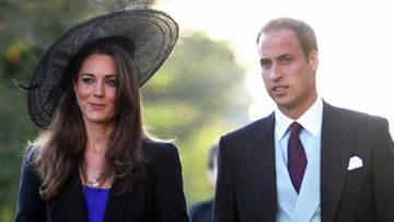 William ja Kate