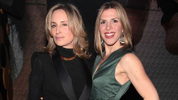 Sonja Morgan ja Jennifer Gilbert.