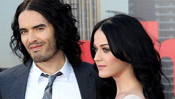 Russell Brand ja Katy Perry