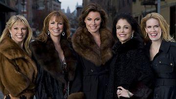Tässä ovat NYC:n täydelliset naiset.
