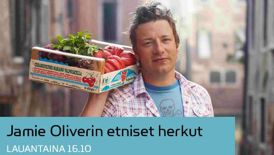 Jamie Oliverin etniset herkut