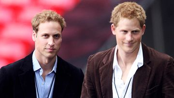 Prinssit William ja Harry