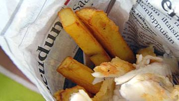 Fish and Chips suomalaiseen makuun.