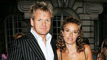 Gordon ja Tana Ramsay.