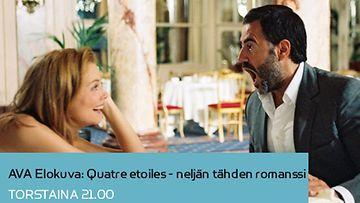 AVA Elokuva: Quatre etoiles - neljän tähden romanssi