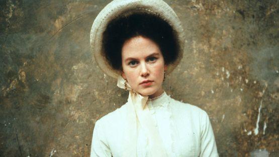 Nicole Kidman elokuvassa Naisen muotokuva.