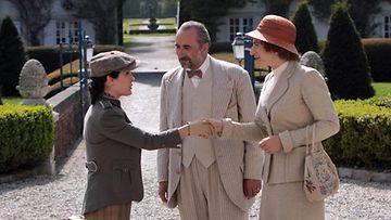 Agatha Christien tarinat