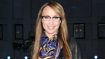 Nina Herala ehti Idols-kiireiltään seuraamaan Muodin huipulle -finaalia.