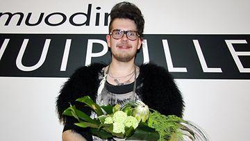 Muodin huipulle -finalisti Jussi.