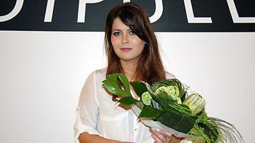 Muodin huipulle -finalisti Leni Lauretsalo