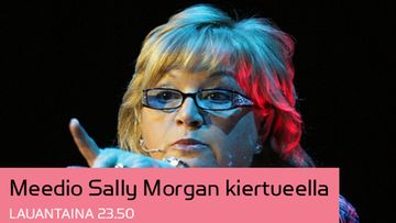 Meedio Sally Morgan kiertueella