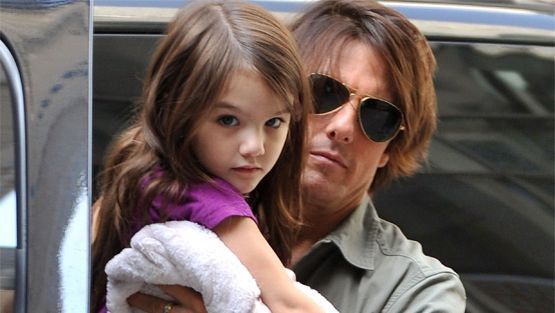 Tom Cruise ja Suri Cruise, Kuva: WireImage / AOP