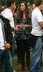 Kate Middleton rakastaa ratsastussaappaita.