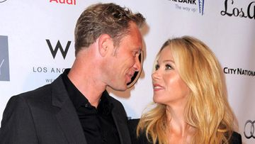 Martyn LeNoble ja Christina Applegate. Kuva: Wireimage/AOP