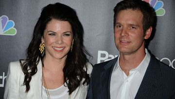 Lauren Graham ja Peter Krause. Kuva: WireImage / AOP