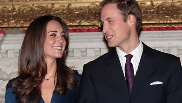 Prinssi William ja Kate Middleton 16.10.2010.