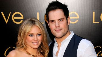 Hilary Duff ja Mike Comrie. Kuva: WireImage / AOP
