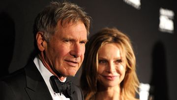 Harrison Ford ja Calista Flockhart