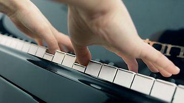 Musiikki, piano