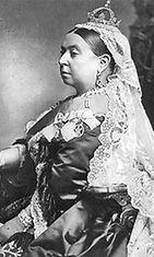 Kuningatar Victoria, kuva: Wikipedia