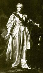 Katariina II Suuri, kuva: Wikipedia