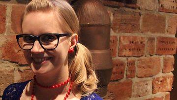 Anni Nykänen Fingerpori Jazzissa 2/2012