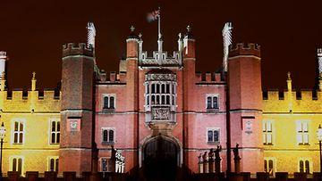 Hampton Court on yksi Englannin kuuluisimmista kummitustaloista