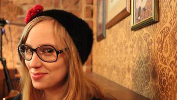 Milla Paloniemi Fingerpori Jazzissa 2/2012