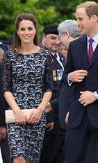 Catherine, Cambridgen herttuatar vierailee Kanadassa.