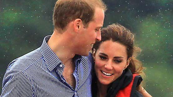 Catherine, Cambridgen herttuatar ja prinssi William