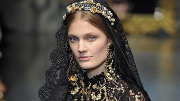Dolce & Gabbana syksy/talvi 2012.