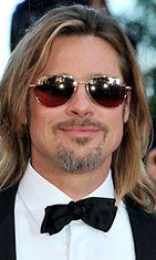 Brad Pitt Cannesin elokuvajuhlilla 2012.