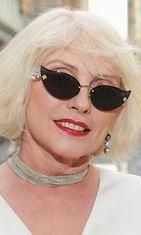 Debbie Harry amfAR-gaalassa New Yorkissa kesällä 2012.