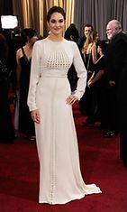 Shailene Woodley Oscar-gaalassa 2012